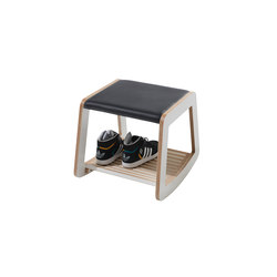 Rocker rocking stool | Taburetes | Müller small living
