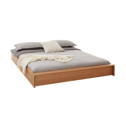 Flai Bed solid oak | Double beds | Müller Möbelwerkstätten