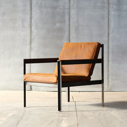 Cargo Leather | Fauteuils d'attente | Heerenhuis