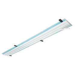Alumninium Curtain Rail | HMHP PANELLO | Picture hanging systems | LEHA