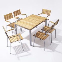 Robin garden table | Dining tables | Sixay Furniture
