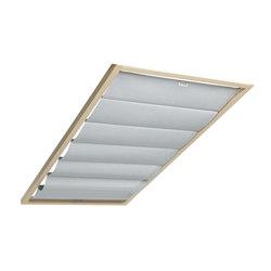 Shading System | WG300 LOFT | Roman/austrian/festoon blinds | LEHA