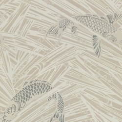 Koi MD104B00 | Drapery fabrics | Backhausen