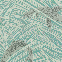 Koi MD104B05 | Curtain fabrics | Backhausen