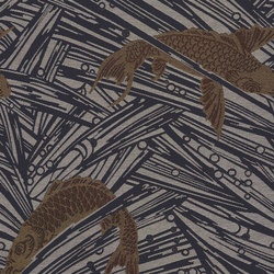 Koi MD104B07 | Drapery fabrics | Backhausen