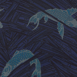 Koi MD104B25 | Drapery fabrics | Backhausen