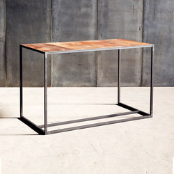 Mesa Leather Desk | Desks | Heerenhuis
