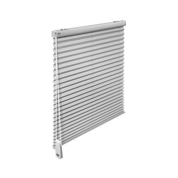 Pleated Blind | PL20FK | Cord operated systems | LEHA-Vorhangschienen