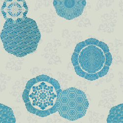 Tenno MD146A15 | Drapery fabrics | Backhausen