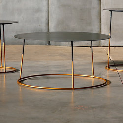 Nimbus Gold | Lounge tables | Heerenhuis