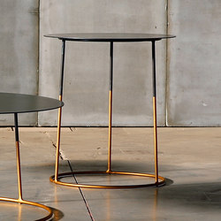 Nimbus Gold | Side tables | Heerenhuis