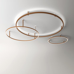 U-Light ceiling lamp | General lighting | Axolight