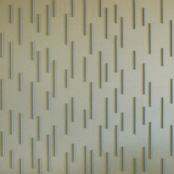 Vertical Bar | Sound absorbing wall art | Submaterial