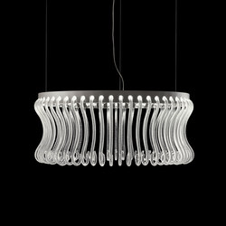 Crown | Suspended lights | Barovier&Toso