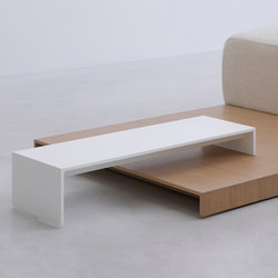 FRONT | table | Mesas de centro | By interiors inc.