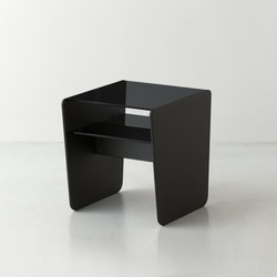 SLED | side table | Tavolini di servizio | INTERIORS inc.