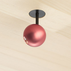 Sfere 28 | Wooden ceilings | Lampade soffitto incasso | GEORG BECHTER LICHT