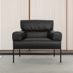 SUKI | armchair | Lounge chairs | INTERIORS inc.