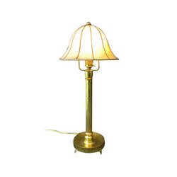Josef Hoffmann large table lamp | Illuminazione generale | Woka