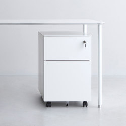 TEE | drawer | Pedestals | INTERIORS inc.