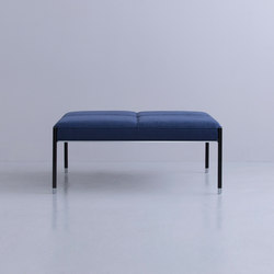 TWIG | bench | Poufs / Polsterhocker | By interiors inc.