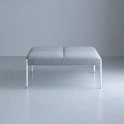 TWIG | bench | Waiting area benches | INTERIORS inc.