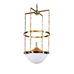 Anglo Austrian Bank Vienna pendant lamp | General lighting | Woka