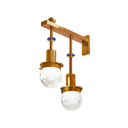 Steinhof 2FL wall lamp | General lighting | Woka