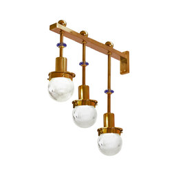Steinhof 3FL wall lamp | General lighting | Woka