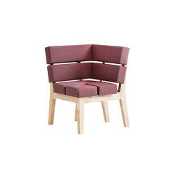 Kamón Dinner 385 Corner | Elementi di sedute componibili | Karl Andersson
