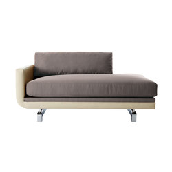 Stephanie Chaise | Lounge sofas | Douglas Design Studio