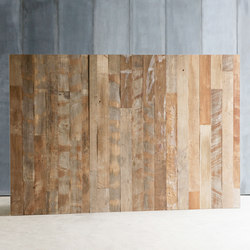 Old Teak Flooring | Wood panels | Heerenhuis