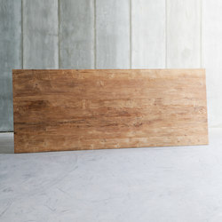 Reclaimed Teak Laminated | Laminate flooring | Heerenhuis