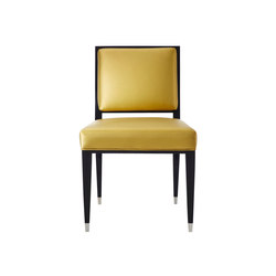 Lola Dining Chair | Sedie | Douglas Design Studio