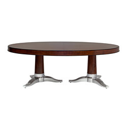 Eden Dining Table | Tavoli da pranzo | Douglas Design Studio