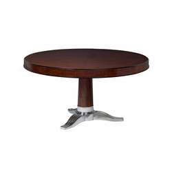 Eden Pedestal Table | Mesas comedor | Douglas Design Studio