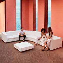 Vela sofa | Sofas | Vondom