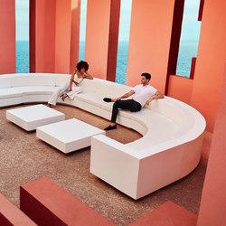 Vela sofa | Garden sofas | Vondom