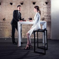 Frame table | Tables hautes de jardin | Vondom