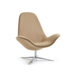 Concord high Armchair | Poltrone lounge | Stouby