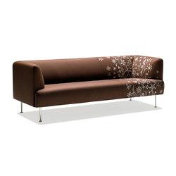 Gemini Sofa | Divani lounge | Stouby