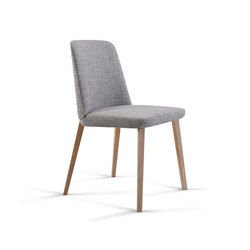 Back me Up | Visitors chairs / Side chairs | Montis