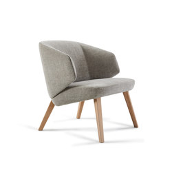 Back me Up Lounge | Armchairs | Montis