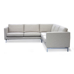 Metropole Sofa | Modular seating systems | Stouby