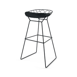 kobi high stool - n03 | Garten-Barhocker | Alias
