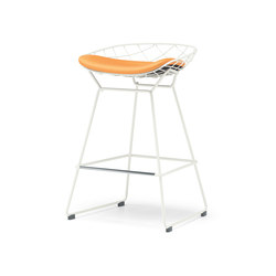 kobi medium stool - n02 | Garten-Barhocker | Alias