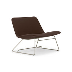 slim lounge | Lounge chairs | Alias
