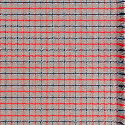Garden Layers Rug Tartan blue | Rugs | GAN