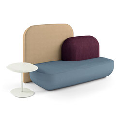 okome 005 small table b | Modular seating systems | Alias