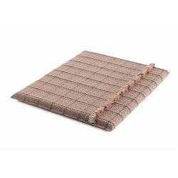 Garden Layers Big Mattress Tartan terracotta | Sitzauflagen / Sitzkissen | GAN